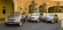 Mercedes präsentiert Bluetec-SUV