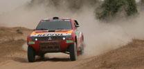 Mitsubishi gewinnt die Dakar - Volkswagen mit zehn Etappensiegen