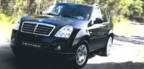 Neuer 186-PS-Diesel für Ssangyong Rexton