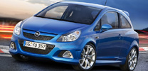 Opel Corsa OPC: Blauer Blitz