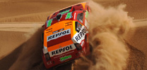 Rallye Dakar 2007- Die Wüste ruft