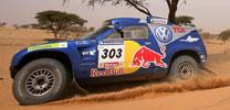 Siebter Etappensieg für Volkswagen