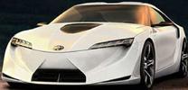 Toyota FT-HS: Zwei Herzen für mehr Sport