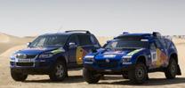 Volkswagen nimmt die lange Reise nach Dakar unter die Räder