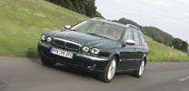 Fahrbericht Jaguar X-Type Estate: Britisch-konservativ