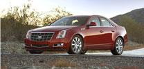 Genf: Cadillac CTS mit Europapremiere