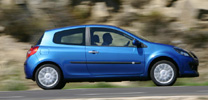 Kleiner Turbo-Benziner im Clio