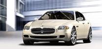 Maserati Quattroporte Automatic: Komfort für Wolf im Nadelstreifen
