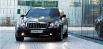Maybach 62 S: Chauffeurs-Sport