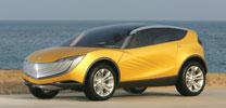 Mazda Hakaze: Studie Nummer Drei