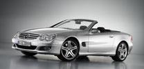 Mercedes-Benz bietet Sportpaket für die SL-Klasse