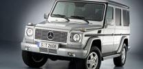 Neuer Glanz für die Mercedes-Benz G-Klasse
