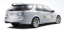 Saab setzt in Genf auf BioPower