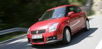 Suzuki Swift Sport: Krawall mit Komfort