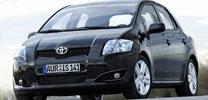 Toyota Auris beim Händler
