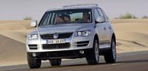 VW Touareg: Neue Technik, neue Kraft