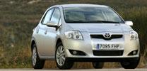 Vorstellung Toyota Auris: Goldiger Neuling