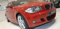 BMW 1er: Überarbeitung hat Premiere in Genf