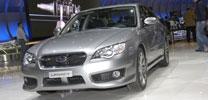 Bei Subaru ist der Motor der Star in Genf