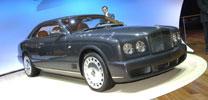 Bentley Brooklands Coupé: Über Geld spricht man nicht