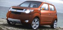 Chevrolet: Gleich drei kompakte Studien für den Weltmarkt