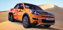Citroën Cruise Crosser - Rückkehr zu den Ursprüngen