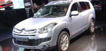 Citroen C-Crosser: Französische SUV-Premiere