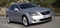Fahrbericht Lexus IS 220d: Ein bisschen von allem