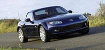 Fahrbericht Mazda MX-5 Roadster Coupé: Schneller Klappen