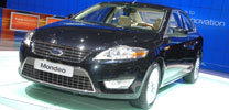 Ford Mondeo: Mit