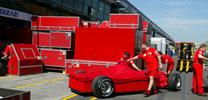 GP Australien 2007: Logistikherausforderung Überseerennen