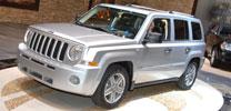 Jeep Patriot: Klassisch quadratisch