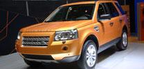 Land Rover Freelander: Eine Klasse höher