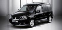 Luxus-Edition des VW Caddy
