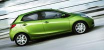 Mazda2: Kürzer ist besser