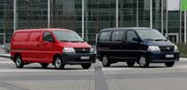 Mit Allrad-Antrieb will Toyota den HiAce wieder aktivieren