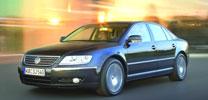 Modellgepflegter VW Phaeton in Genf