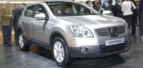Nissan Qashqai: Mut zum Crossover