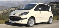 Peugeot 1007 mit neuem Motor erhältlich