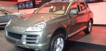 Porsche Cayenne: Stärker, schneller und sparsamer