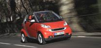 Smart Fortwo erreicht günstigste Versicherungseinstufungen