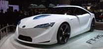Toyota FT-HS: Für sauberen Sport