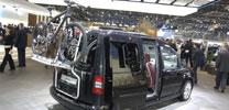 VW Caddy Life Edition: Familien-Transport veredelt