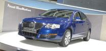 VW Passat BlueMotion: Wolfsburger Sparpolitik