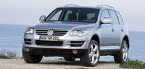 VW Touareg BlueTDI: Starker Saubermann