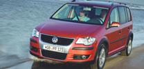 Volkswagen Cross Touran: Ein Hoch aufs Design
