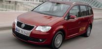 Volkswagen Marktführer bei Erdgasfahrzeugen