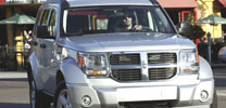 Vorstellung Dodge Nitro: Harte Schale, weicher Kern