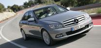 Vorstellung Mercedes-Benz C-Klasse: Primus mit zwei Gesichtern