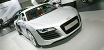 Audi R8: Mit 301 km/h in die erste Liga